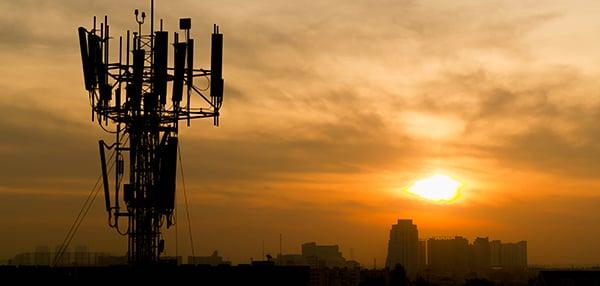 sector-antennas-sunset