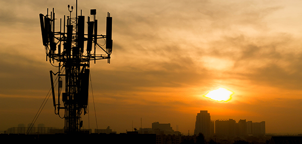 sector-antennas-sunset