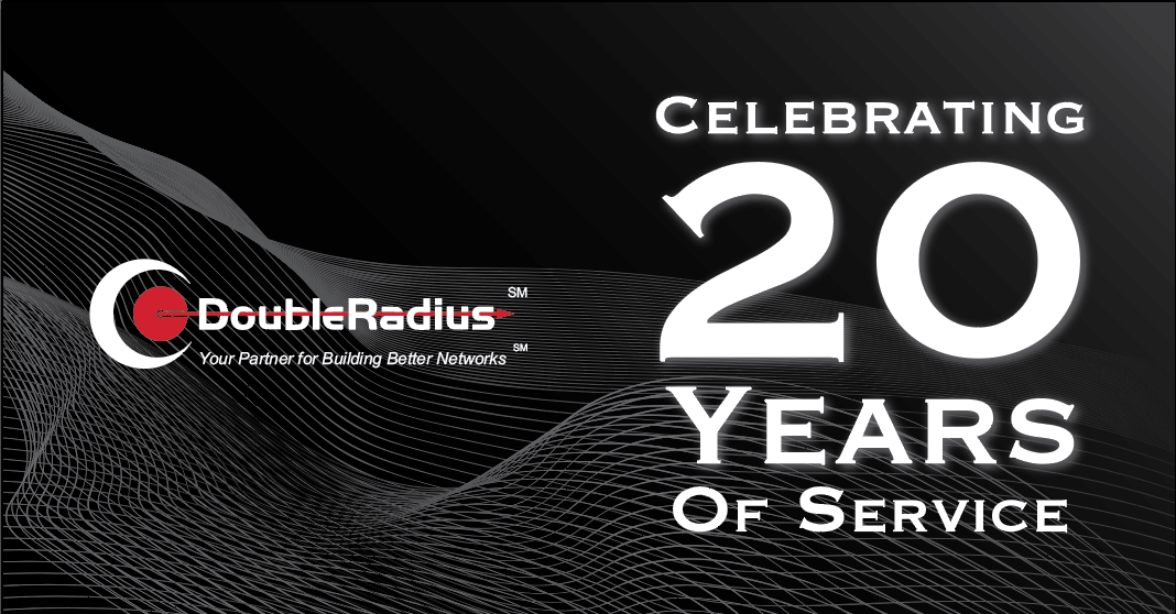 DoubleRadius 20 Year Anniversary