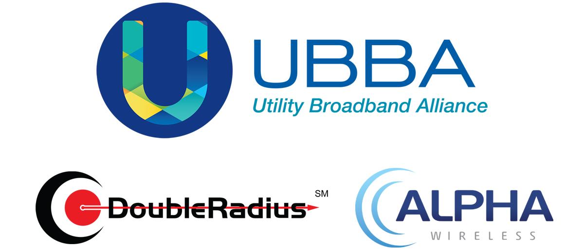 DoubleRadius & Alpha Wireless Join Utility Broadband Alliance