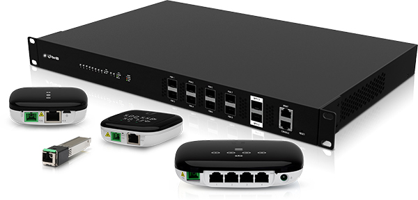 Ubiquiti's UFiber GPON Solution for ISPs & Telcos