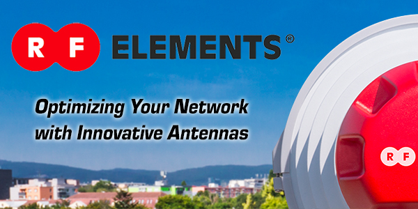 RF elements Webinar Recap - Optimizing Your Network with Innovative Antennas